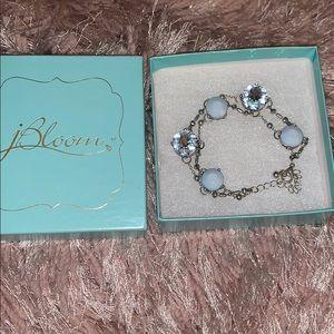 Skye Juno silver bracelet